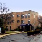 Powerwashed & Sealed Building - Framingham MA