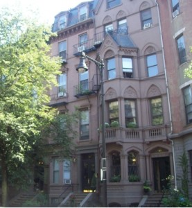 Brownstone Restoration - Beacon St - Boston MA