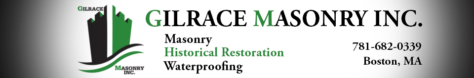 Gilrace Masonry - Gilrace Masonry/commercial contractors/Boston, MA