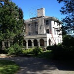 Extensive restoration on a 6,441 sqft Single-Family Home stone and stucco house, Milton, MA