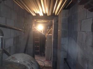 Vault Maintenance repairs