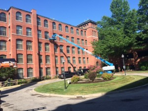 6000 SF of Historical Restoration at Royal Worcester Apartments building