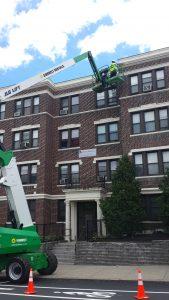 100% Restoration near completion -Columbia Rd, Boston